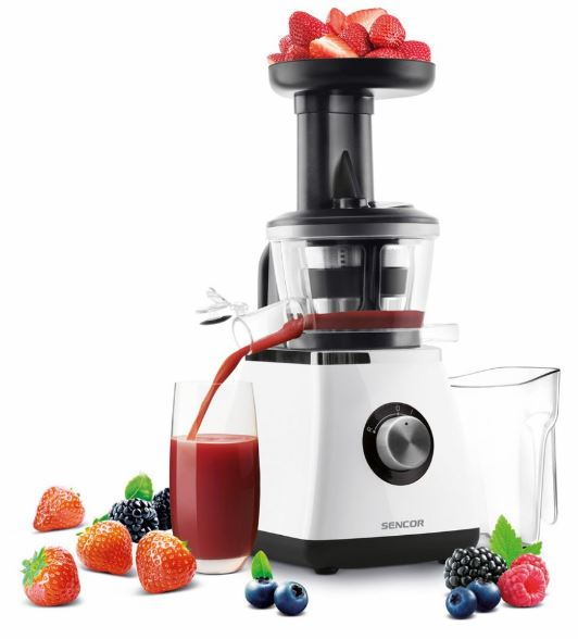 Sencor Slow Juicer Extractor Ssj 4043wh : GyumolcsprEs slow ? arGEp