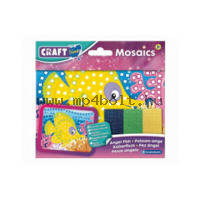Brainstorm Craft Time Angyalhal Mini Mozaik C7005